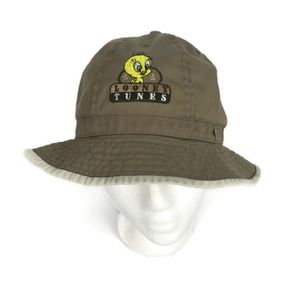 Looney Tunes Kids Hat Cotton Boat Cap Boy or Girl